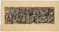Untitled - Pantheon of the Greek or Roman Gods.