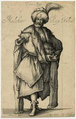 Melchior Rex Nubia.