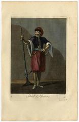 Soldat Albanois.