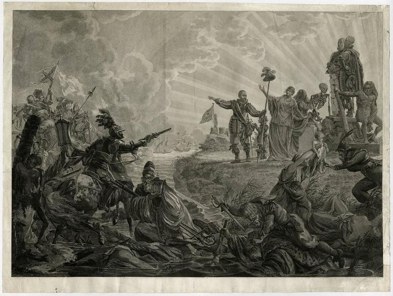 Johannes Adriaansz. Bemme - De Vrijheid-verkrijging der Protestentsche godsdienst, in de Nederlanden. 1