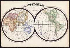 Mappe Monde.