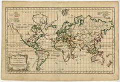 Mappe Monde … Division par Religions…