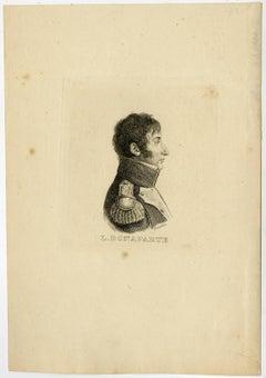 L. Bonaparte. Portrait of Louis Bonaparte.