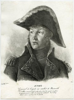 Junot - Portrait of General Junot.