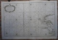 No.27. Carte reduite des Passage de l'Iroise du Four et du Raz [...].