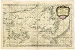 Carte reduite du Golphe de St. Laurent [...].