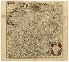 Carte du Brabant [...].