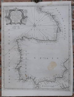 A correct Chart of the Bay of Biscay […].