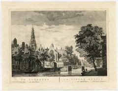 De Oudekerk te Amsterdam - The Oude Kerk in Amsterdam