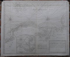 A New Generall Chart of the Coast of ye Northern Ocean Vitz Norway, [...].