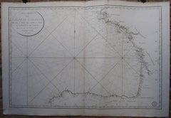 No. 28. Carte reduite du Golfe de Gascoigne [...].