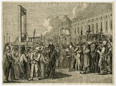 Untitled - The Dauphin Louis XVII taken by revolutionaris [...].
