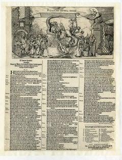 Romsche hemel vaert - Satire on the Roman Catholic world.
