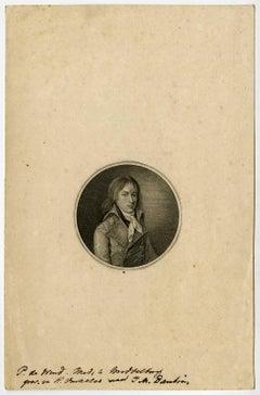 Untitled - Portrait of Paulus de Wind, physician in Middelburg.