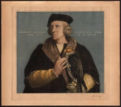 Robertus Cheseman - Portrait of Robert Cheseman.