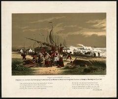 Uitgegeven ten voordeele der Vereeniging tot ondersteuning van Weduwen en [...].