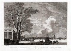 Plate 2: Amsterdam, aan den Amstel 1762.