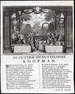 Plate 57: Virtute et probitate.