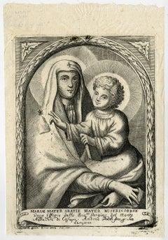 Mariae Mater Gratie Mater Misericordie [..].