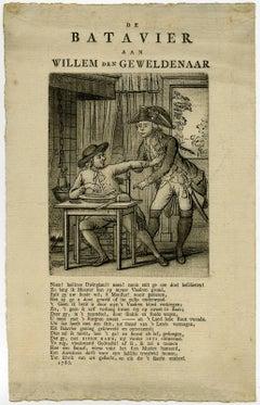 De Batavier aan Willem de Geweldenaar.