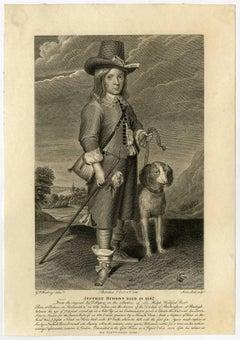 Jeffrey Hudson died in 1682.