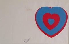 Marcel Duchamp - Coeurs Volants [Fluttering Hearts]