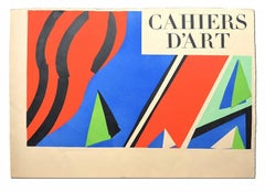 Cover for Cahiers D'art
