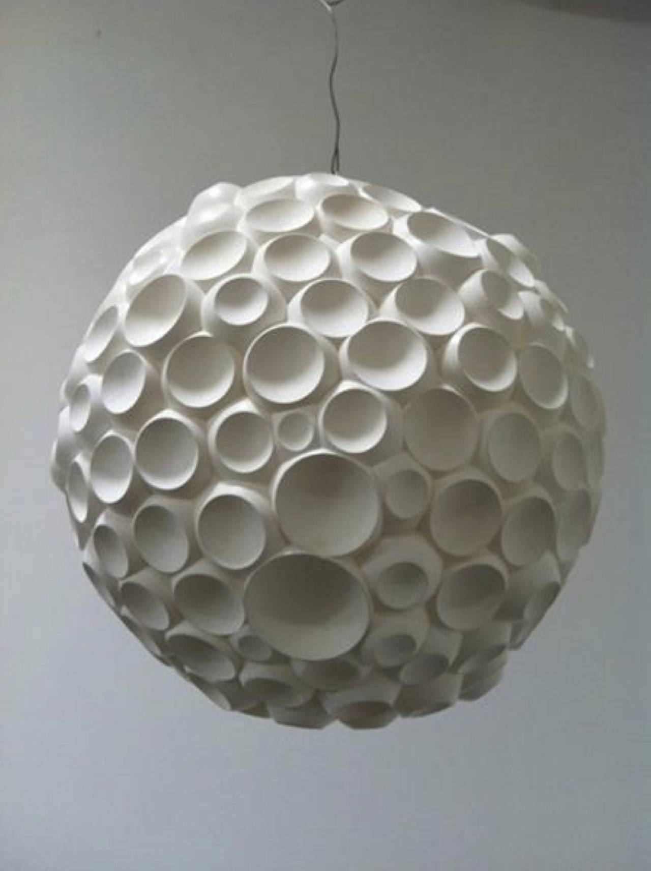 Tim Hawkinson Moon Sculpture For Sale At 1stdibs
