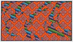 Untitled 806 (Orange Stationary)