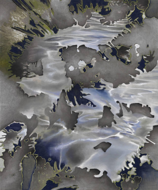 Adaptation - Painting by Jutta Haeckel