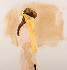 Yellow Blindfold