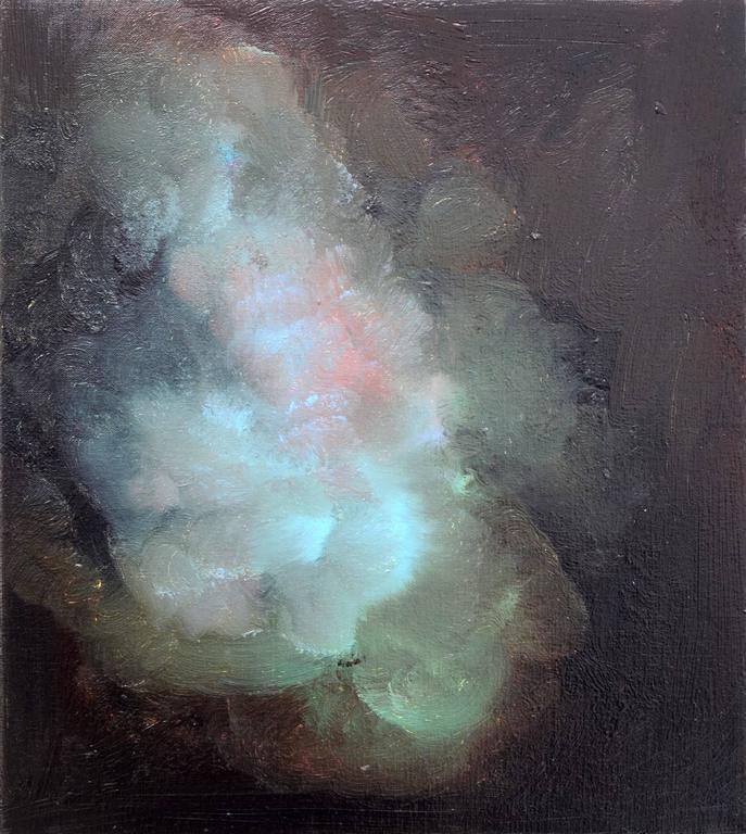 Cloud - Painting by Cornelius Volker