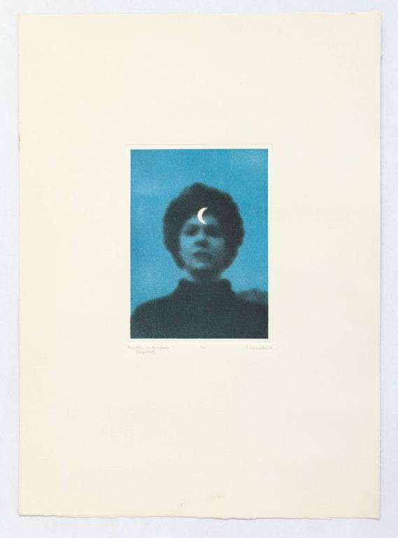 Magritte's 16th of September (self-portrait)