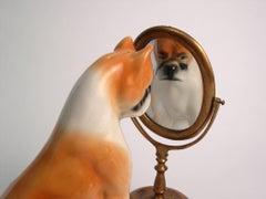 Dog/Mirror
