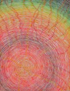 Prismatic Vortex (Through a Window)