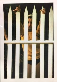 Lolita, White Picket Fence - Sag Harbor 1961 VINTAGE SAG HARBOR