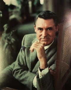 Cary Grant, 1958 (VINTAGE HOLLYWOOD PHOTOGRAPHY)