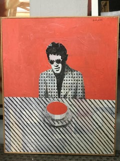 1980-1989 Portrait Paintings