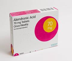 Alendronic Acid 70mg Tablets