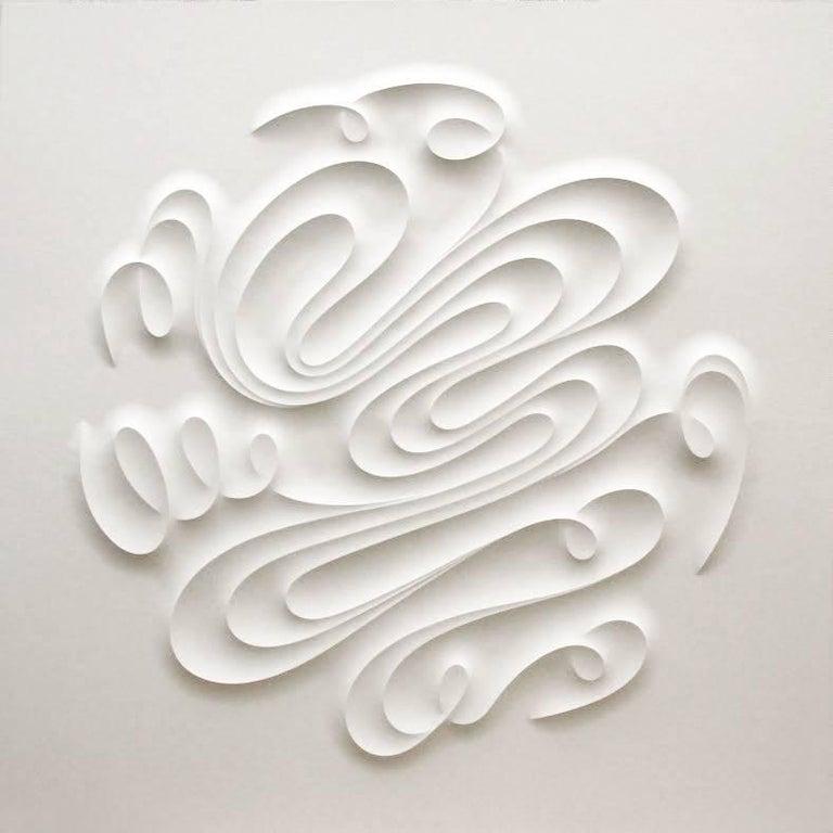 Jacinto Moros Abstract Print - FWIM