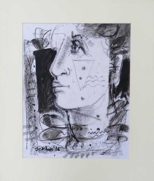 Sekhar Kar - Untitled ( Set of 9 works )  1