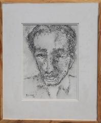 Akbar Padamsee - Face