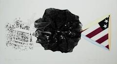 Black Triangle in Color