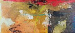"""""""Le Cirque 5-11, (The Circus),"""" an Abstract Artwork by John Baughman"""