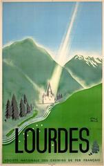 Lourdes (Societe Nationale des Chemis de Fer Francais)