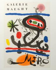 Galerie Maeght Miro, Maqght Editeur Imprimeur