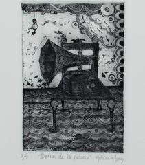 Detras de La Vitrola (Behind the Phonograph)