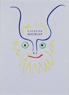 """""""L'Atelier Mourlot Title Page,"""" an Original Lithograph by Pablo Picasso"""