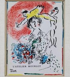 L'Atelier Mourlot Cover