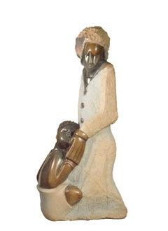 """""""Newborn Child,"""" a Springstone signed by Tafadzwa Mandala"""